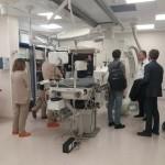 Inaugurato il nuovo Laboratorio di Emodinamica di Chivasso 1