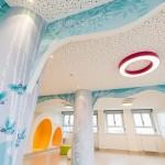 Inaugurato il nuovo reparto di degenza di Oncoematologia pediatrica del Regina Margherita
