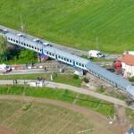 Incidente ferroviario riaperta la strada ad Arè di Caluso