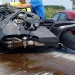 Incidente mortale, ancora un giovane motociclista 1