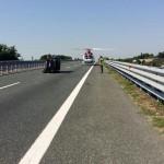Incidente mortale sulla A5 Torino-Aosta