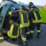 Incidente stradale sulla SP 31 bis