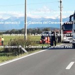 Incidente sulla SS 26 tra Caluso e Chivasso