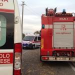 Incidente tra Ozegna e Rivarolo due morti e un ferito grave 1