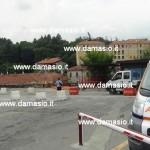 Iniziati i lavori di rifacimento della salita e del piazzale dell'ospedale di Ivrea 5