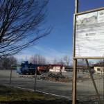 Iniziati i lavori per la realizzazione del salone polivalente a Montalenghe