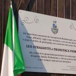 Intitolato a Leo Stragiotti e Francesca Fiorina il salone polivalente di Montalenghe 1