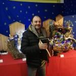 Ivan Mazzarino vince la 13^ edizione de' I Presepi ant ij such 1
