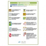 L'ASL TO4 ha aderito alla Giornata europea degli Antibiotici