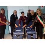 L'Assessore Regionale alla Sanità, Antonio Saitta, ha visitato l'Ospedale di Ivrea