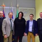 L'Assessore Regionale allo Sport Ferraris  incontra la Federazione Italiana Cania Kayak