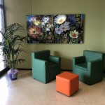 L'arte e la bellezza nel reparto di Ostetricia e Ginecologia all'ospedale di Ivrea 1