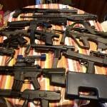 La Digos sequestra un arsenale di armi da guerra anche un missile