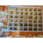 La Polizia recupera gioielli rubati per un valore di 100mila euro