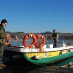 La barca ecologica tornerà sul Lago di Candia