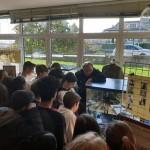 La mostra sulla Grande Guerra allestita dal centro studi «Piemonte Storia» nelle scuole elementari di Forno Canavese 1