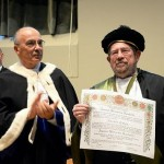 Laurea honoris causa al Premio Nobel  John Michael Kosterlitz