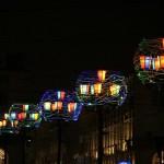 Le Luci d'Artista illuminano Torino Nicola De Maria