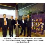 Lions raccolta fondi per la ristrutturazione del Piccolo Cottolengo di Claypole (Buenos Aires)