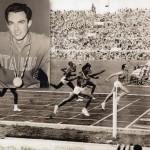 Livio Berruti alle Olimpiadi di Roma '60, 60 anni dopo