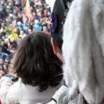 Lo Storico Carnevale di Ivrea entra nel vivo domenica 24 gennaio prima Alzata degli Abbà