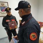 Materiale esplosivo, un arresto e sei denunce dei carabinieri