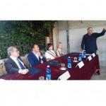 Nella villetta confiscata a Nicola Assisi l'Agenzia Nazionale Beni Sequestrati e Confiscati