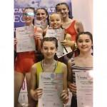 New Dance Academy sei primi posti ai campionati regionali a Biella