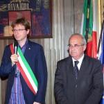Fabrizio Bertot e Antonino Battaglia