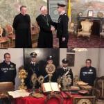 Oggetti sacri rubatiu nella Chiesa di Sant'Ulderico a Ivrea un arresto e quattro denunce
