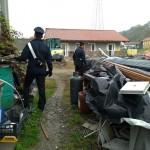 Oltre 30 cani rinchiusi in locali fatiscenti, Carabinieri sequestrano struttura abusiv