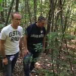 Omicidio Rosboch ritrovata la pistola seppellita da Obert