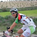 Paola Gianotti arriva in Cilegià percorsi oltre 4.500 km il giro del mondo in bici