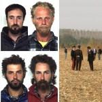 Pastori romeni uccisi fermate quattro persone
