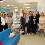 Pediatria di Ivrea numerose le donazioni ricevute nel 2018