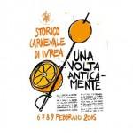 Penultima Domenica dello Storico Carnevale di Ivrea