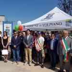 Piazza Italia inaugurata nel giorno della Festa della Repubblica