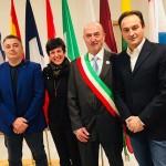 Piccoli Comuni delegazione ANPCI al Parlamento Europeo 1