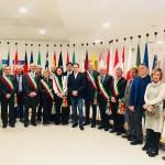 Piccoli Comuni delegazione ANPCI al Parlamento Europeo