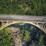 Ponte Preti, la Città metropolitana sta affrontando il problema del traffico