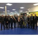 Poste Italiane presentato il nuovo Centro di Distribuzione Postale di Chivasso