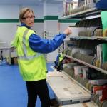 Presentato a Leinì il nuovo Centro di Distribuzione Postale