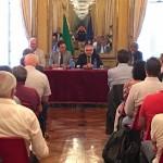 Presentato il piano di protezione civile per la frana di Quincinetto