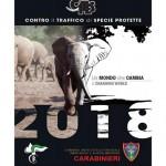 Presentazione del Calendario CITES 2018 dell'Arma dei Carabinieri