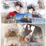 Presentazione del Calendario Storico dell'Arma dei Carabinieri