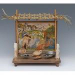 Presepi dal mondo in mostra a Palazzo Lascaris