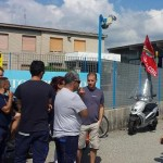 Presidio del lavoratori della Costantino di Favria