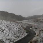 Prima nevicata al Nivolet, chiusa temporaneamente la SP 50