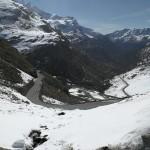 Proseguono i lavori per la riapertura della strada del Colòle del Nivolet