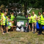 Quartiere Pulito l'iniziativa della PRO.CIVI.CO.S. ha fatto tappa a Groscavallo